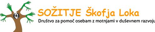 logotip društva sožitje
